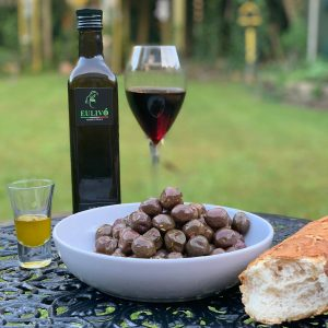 Product gallery of Eulivo range - olives
