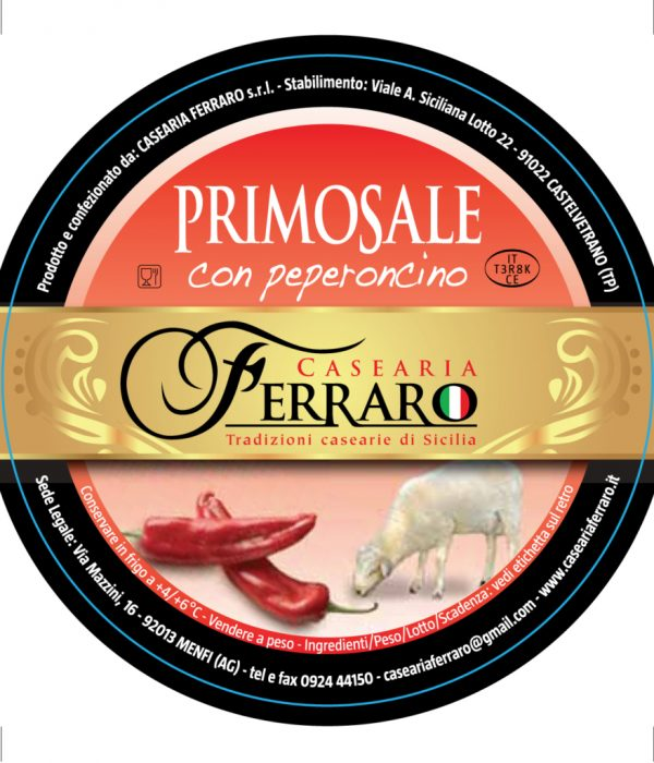 Product Image of Casearia Ferraro Spicy Cheese